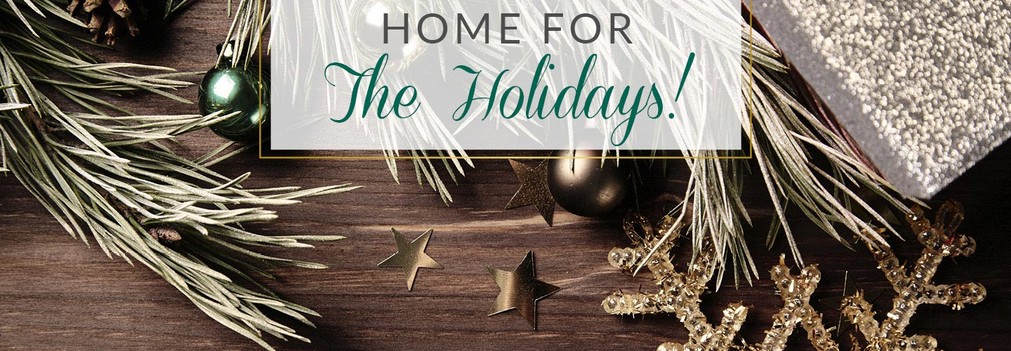 Home for the Holidays Sale Going On Now at Bradley Interiors!