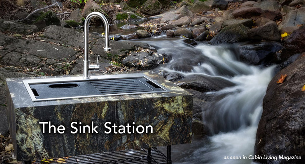 The Sink Station