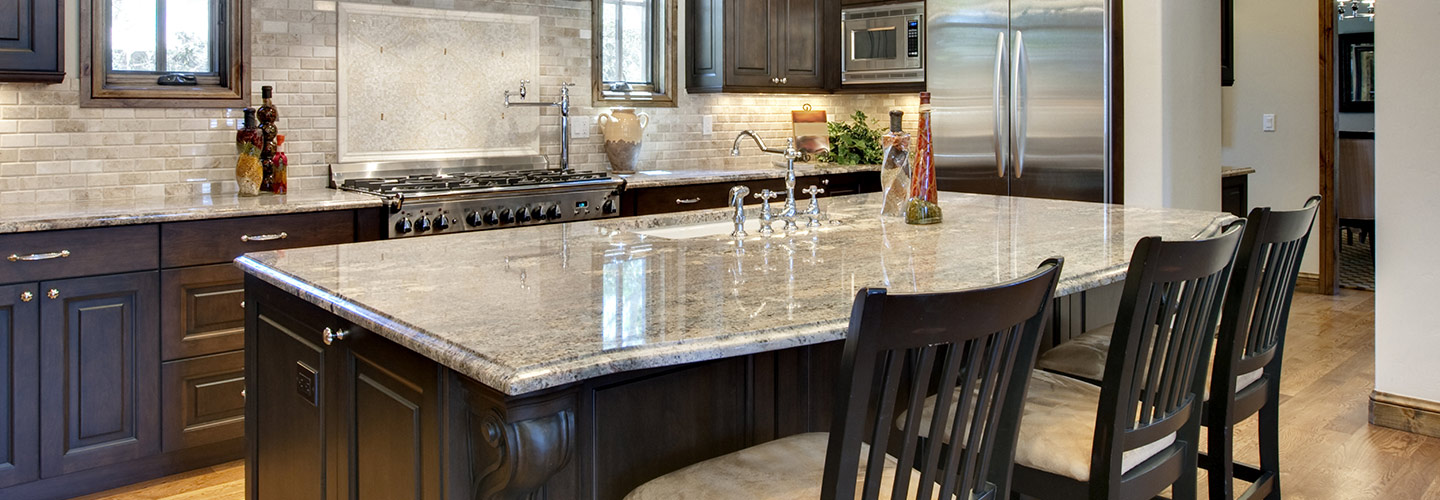 We offer a large variety of beautiful countertops at a very competitive price.